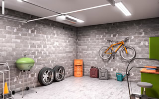 garage remodeling Cary