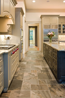 kitchen remodel in Anderson-Island