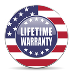 lifetime guarantee Woodway