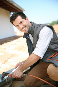 roofing contractor Ossian